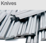 knives for timber milling machines