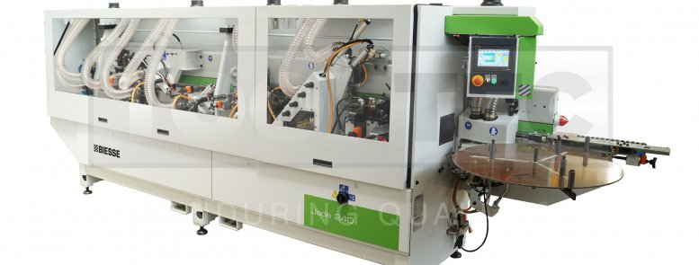 Biesse Jade machine