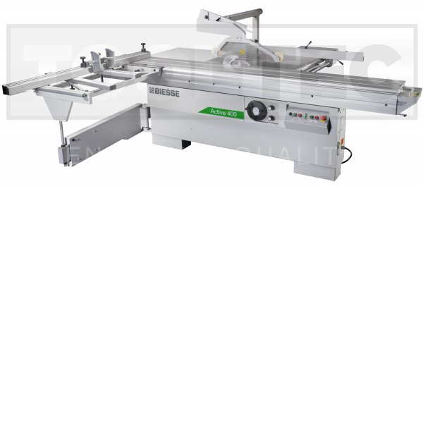 Active 400 Heavy Duty Sliding Table Saw