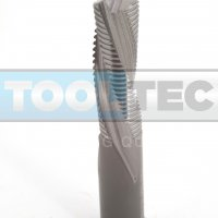 Solid Carbide Roughing Spiral Router Cutter