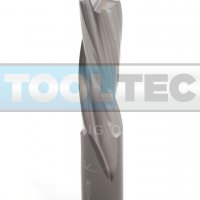 Solid Carbide Finishing Spiral Router Cutter
